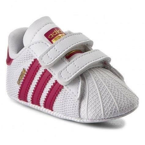 adidas originals superstar crib shoes baby infant girls trainers  ebay
