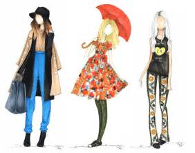 fashion illustration templates for realistic result