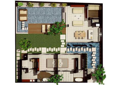 Two Bedroom Premium Villas | 2 bedroom premium villa 400sqm of space chandra bali villas