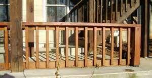 how to build a deck on concrete patio how to build a 2x4 deck rail on a concrete patio a deck