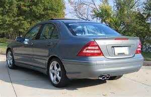 2007 Mercedes C230 2007 Mercedes C230 German Cars For Sale