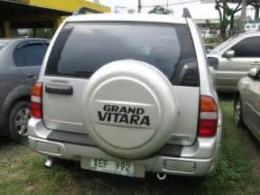Second Suzuki Vitara For Sale Used Suzuki Vitara 2003 Vitara For Sale Cavite Suzuki