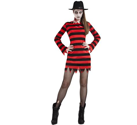 imagenes de trajes halloween para mujeres disfraz de monstruo de pesadilla para mujer