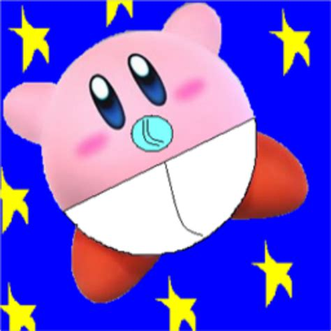 Draw 3d Online baby kirby picture by ralphe1203 drawingnow