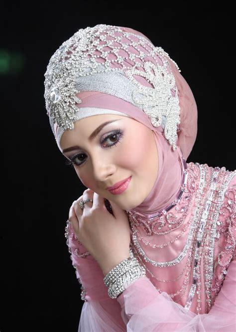 Gambar Jilbab Pengantin quot this is it quot model jilbab pengantin