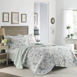 Laura Ashley Home Design Reviews laura ashley home breezy floral quilt set amp reviews wayfair