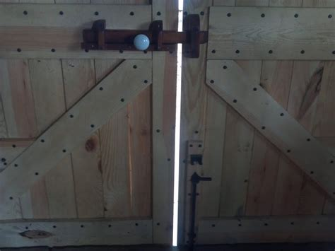 Locking Barn Door Hardware Barn Door Latch Types Sliding Wood Latch Barn Doors And Fence Gates Backwood Enterprise Wooden