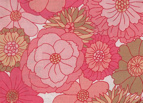 Retro Fabric by Vintage Fabric Finds Alibongo