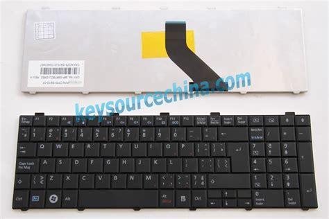 Keyboard Laptop Fujitsu Ah531 fujitsu lifebook a530 a531 ah530 ah531 nh751 clavier canadian ca keyboard black canadian