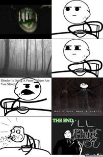 Slenderman Meme - slender man meme style by nilemaster meme center