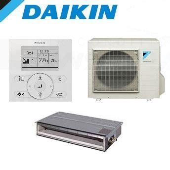 Ac Daikin Inverter Low Watt daikin fdxs50 5 0kw low static bulkhead inverter