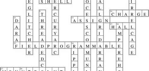 computer integrated circuit crossword crossword circuit cellar part 2