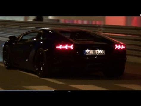 Lamborghini Kickdown by Lamborghini Aventador V12 Kickdown Loud Tunnel