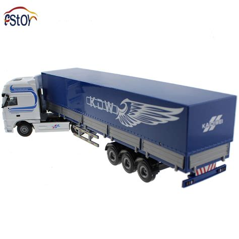 Diecast Truck alloy diecast truck models stacking container 1 50 engineering car vehicle scale truck