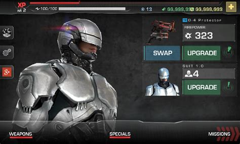 mod game robocop robocop apk data modded unlimited money and coin