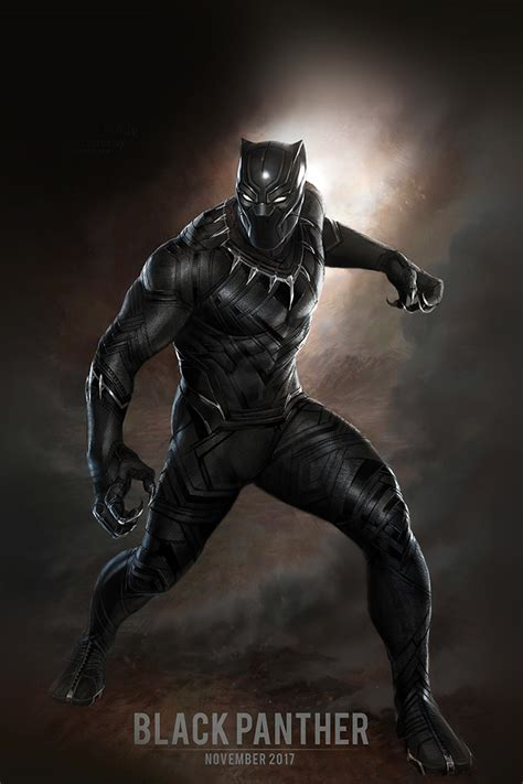aq76 black panther captain america wallpaper