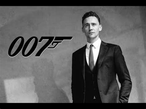 film james bond 2017 james bond 25 fan teaser trailer tom hiddleston kevin