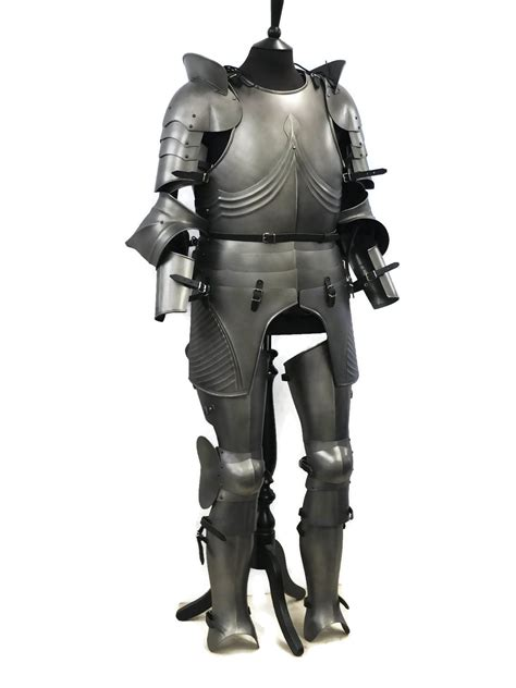 Gotik Set larp armor armour set