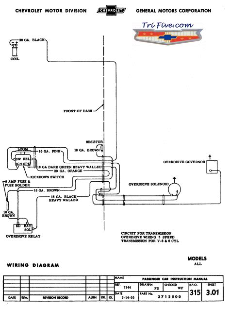 wiring diagram for a lucas distributor free