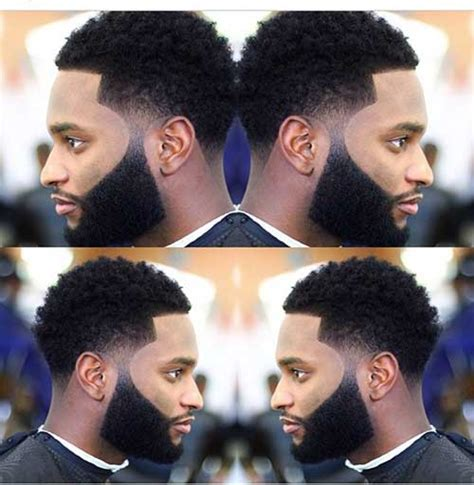 tapered haircut black men with afro afro taper haircut pictures mens hairstyles 2018