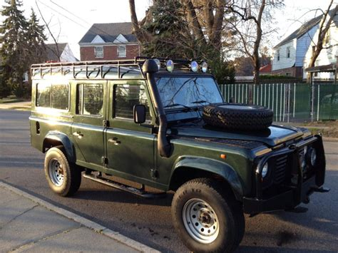 land rover 1998 1998 land rover defender 110 pictures information and