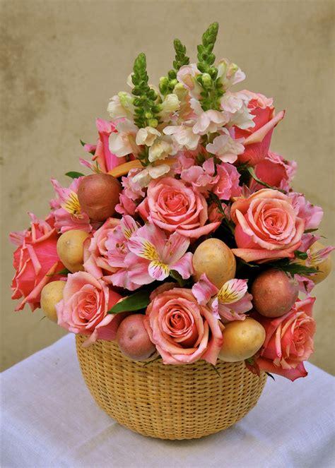 easter arrangements easter flower basket flowerduet com