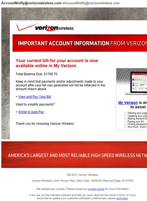 Verizon Email Address Lookup Verizon Wireless Email Email Scams How To Avoid Them Strategicrevenue