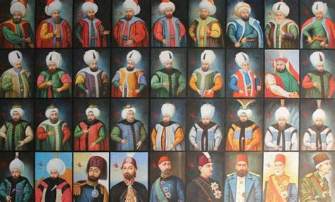 Sultans Of Ottoman Empire by The Sultans Of The Ottoman Empire Islamic History