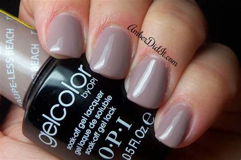 nail polish colors for the beach for women over 50 1000 ideas about opi taupe less beach on pinterest opi
