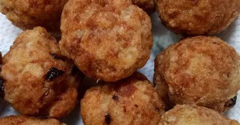 bakso babi goreng  resep cookpad