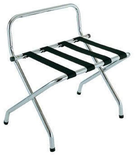 luggage racks for bedrooms luggage rack chrome for guest bedroom for the home