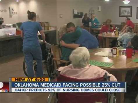 oklahoma medicaid facing possible cuts nursing homes