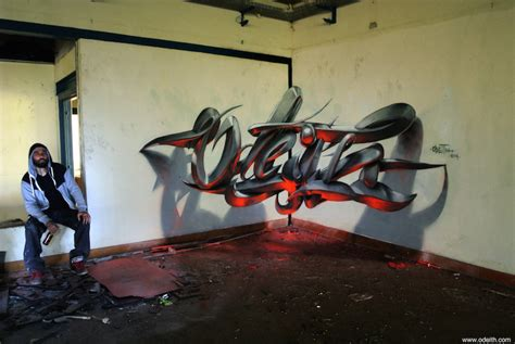 graffiti 3d 17 amazing 3d graffiti artworks that look like they re