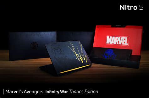 Harga Acer Nitro 5 Thanos Edition 3 karakteristik thanos ini sesuai dengan laptop gaming