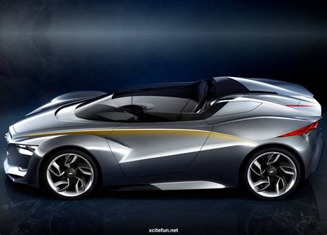 chevrolet miray concept car wallpapers  xcitefunnet