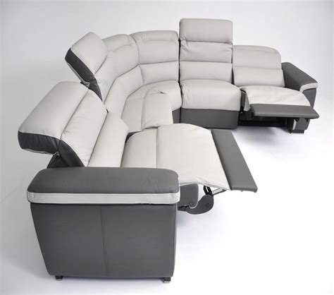 electronic recliners dreamfurniture com caracas full top grain italian