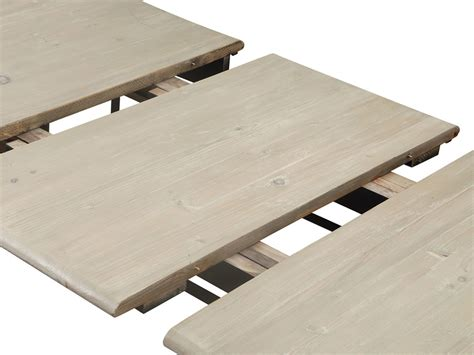 Toaster Kitchen Table Extendable Farmhouse Dining Table Reclaimed Wood Extendable Dining Table