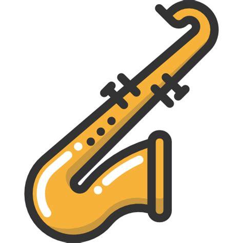saxophone icon saxophone free music icons