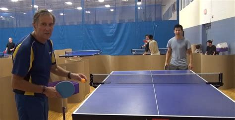 table tennis lessons coaching in clearwater fl by