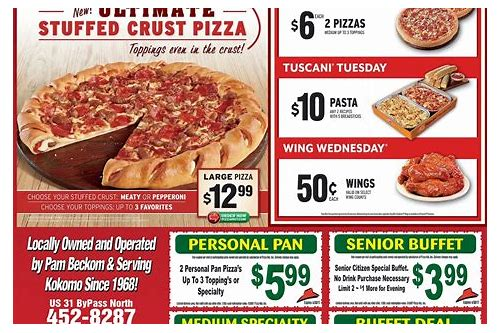 pizza hut printable coupons stuffed crust