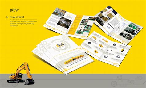 product layout company 30 unique and beautiful exles of brochure design