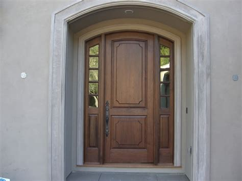 walnut front doors orinda walnut entry traditional front doors san
