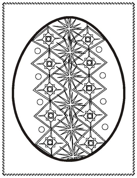 coloring pages of easter eggs easter egg coloring pages who think