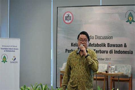 Program Mba Di Indonesia by Cegah Penyakit Langka Dengan Deteksi Dini