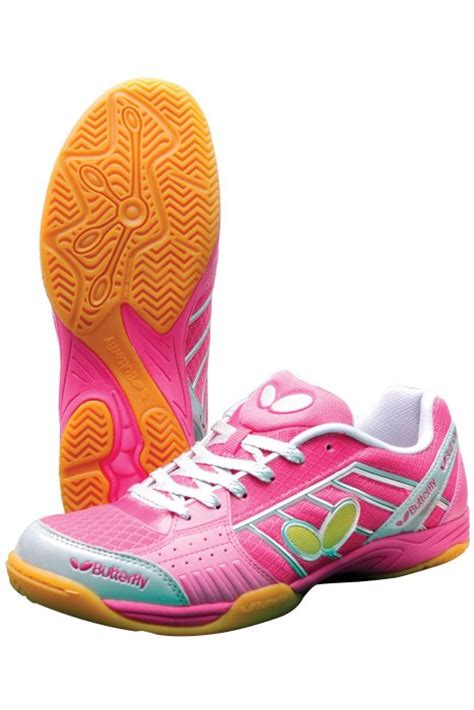 Butterfly Table Tennis Shoes by Butterfly Lezoline Sonic Table Tennis Shoes Footwear