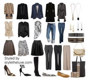 capsule wardrobe aw 2012 apple styletheluxe