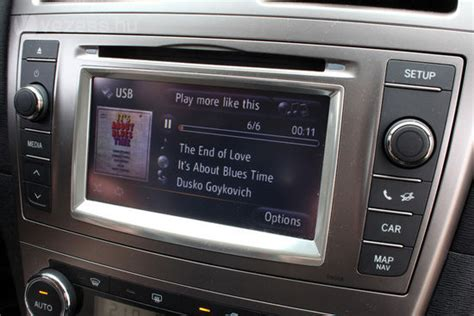 Touch Toyota Toyota Touch Go Avensis 2012 Mit Dab Radio Touch Go