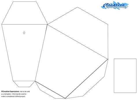 Noodle Box Template Ideas Printable Box Template