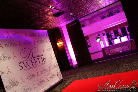 paris themed party entertainment ideas hotel thayer diana s paris themed sweet 16 hudson