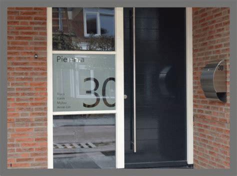 Sticker Gezandstraald Glas by Wonen Interieur Woonidee 235 N Voor Huis En Interieur
